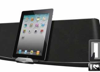 Station d'accueil iPad Sony Série X : quatre docks avec haut-parleurs sans fil et Bluetooth 1