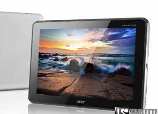 Acer Iconia Tab A700 : Disponible en pré-commande chez RueDuCommerce  1