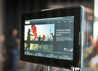 BlackBerry PlayBook : RIM annonce une version 4G (LTE) 2