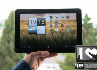 Test et avis de la tablette Acer Iconia Tab A200 2