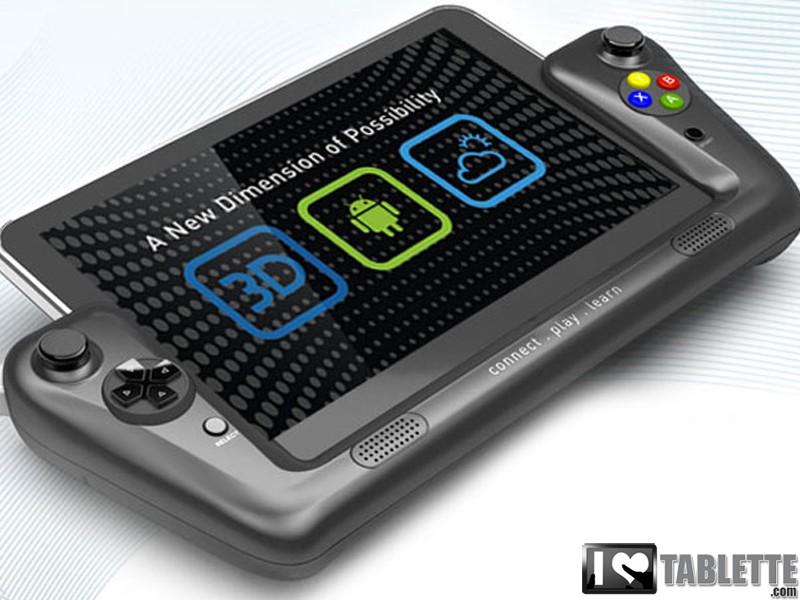 Tablette WiKiPad : partenariat «Cloud gaming» et nouveau processeur à venir