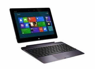 Asus tablet 600, une tablette embarquant le processeur Tegra 3 sous Windows 8 1