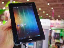 Iconia Tab A110 : la première tablette lowcost de chez Acer 2