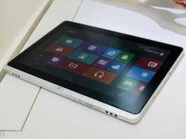 Acer Iconia W700, le grand écran selon Acer 1