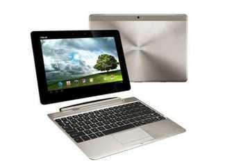 Asus Transformer Pad Infinity 700 : Première pub et info concernant le prix de la tablette 1