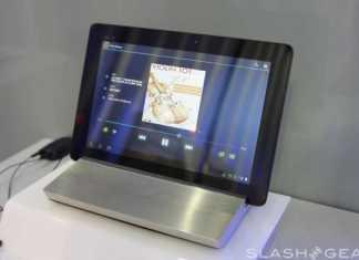 Asus Audio Dock : une station d'accueil HiFi SonicMaster / Bang & Olufsen pour les tablettes transformer 1