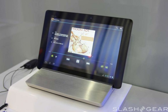 Asus Audio Dock : une station d'accueil HiFi SonicMaster / Bang & Olufsen pour les tablettes transformer