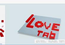 Lego et Google s'asssocient et...voila lego chrome ! 1