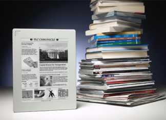 Pour la première fois, les ventes d'ebooks dépassent celles des livres aux États-Unis 2