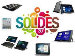 Soldes tablettes tactiles été 2012 : la sélection des meilleures offres par iLoveTablette