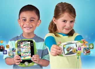 LeapFrog dévoile les tablettes pour enfants LeapPad 2 et Leapster GS 3