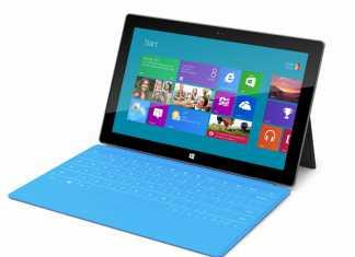 Microsoft Surface : Deux tablettes windows 8 pour concurrencer l'iPad d'Apple 2