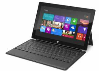 Vidéos de présentation de la tablette Microsoft Surface  1