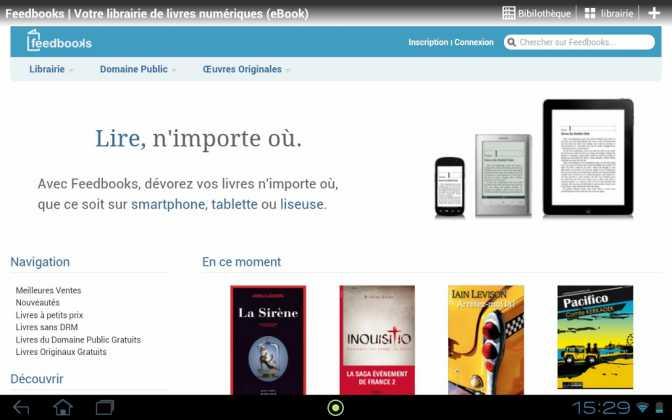 Test complet de la tablette Acer Iconia Tab A510 5