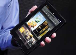 Amazon préparerait quatre versions de sa tablette Kindle Fire 2 1
