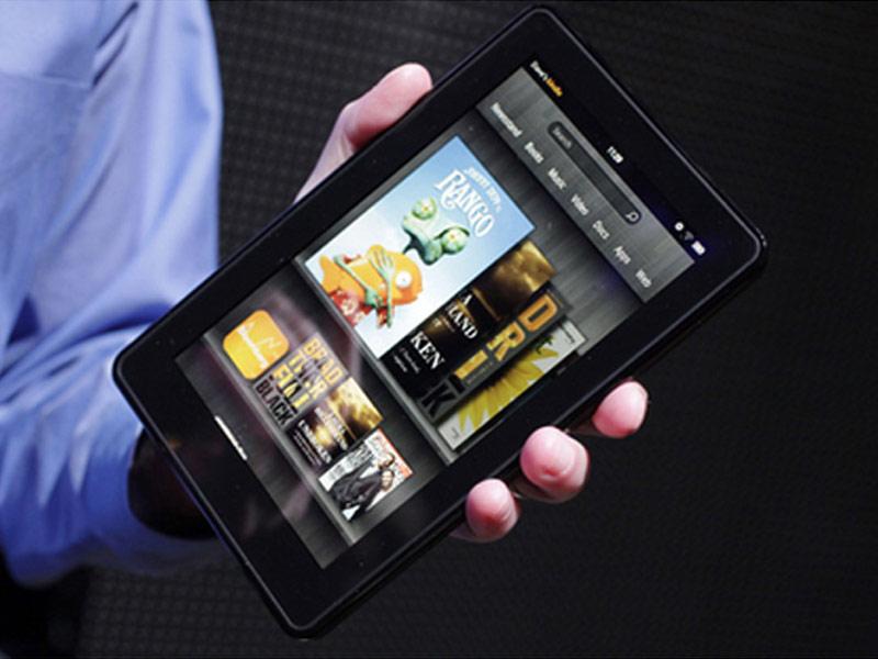 Amazon : bientôt 3 nouvelles Kindle Fire ?