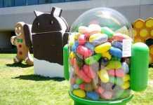 Android 4.1 JellyBean : Quels sont les tablettes qui auront le droit à la mise à jour ?