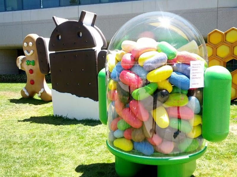Android 4.1 Jelly Bean arrive sur le Samsung Galaxy Note