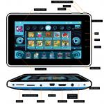 Tablette tactile by Gulli : une tablette Android pour les enfants dès la rentrée 1