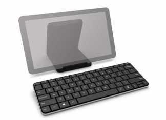 Microsoft dévoile ses premiers accessoires pour tablettes tactiles Windows 8 3