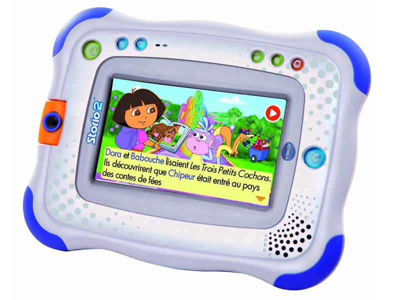 Vtech Storio 2 La Tablette Tactile éducative Pour Les Juniors