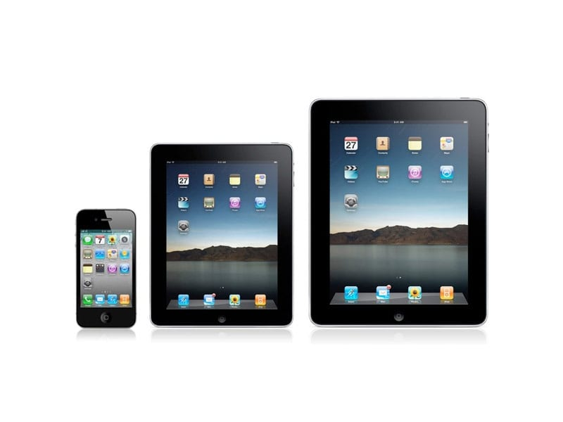 ipad mini apple se pr parerait lancer sa tablette en. Black Bedroom Furniture Sets. Home Design Ideas