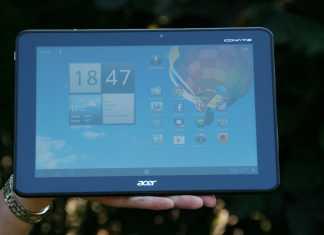 Test complet de la tablette Acer Iconia Tab A510 8