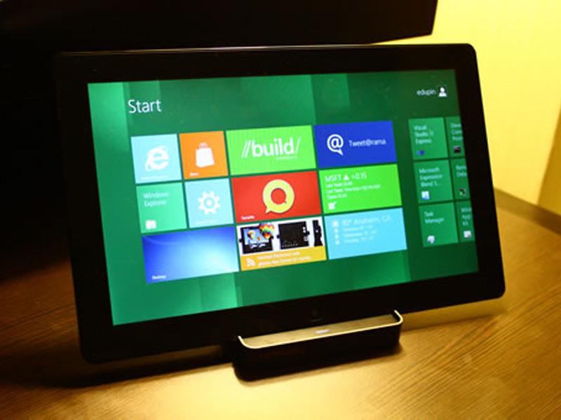 Samsung confirme la sortie d'une tablette tactile sous Windows RT