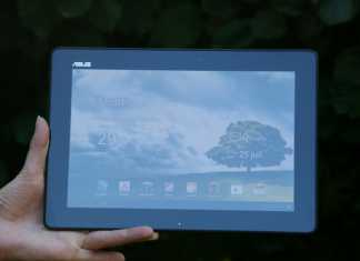 Test complet de la tablette Asus Transformer Pad (TF300T) 2
