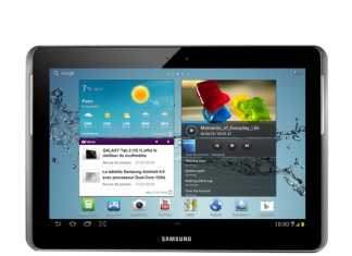 La tablette Galaxy Note 10.1 de Samsung disponible à 499€ chez Pixmania