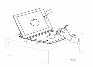 Apple a déposé un brevet concernant un smart cover embarquant un deuxième écran flexible pour son iPad 6