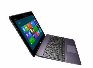 Une vidéo de démonstration de la Asus Tablet 600 sous Windows RT 1
