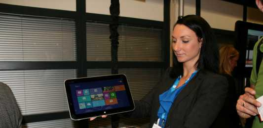 Prise en main de la Tablette PC HP Envy X2 sous windows 8 Pro 10