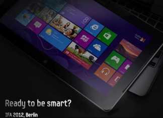 Samsung nous prépare une tablette pc sous Windows 8 pour l'IFA de Berlin  1