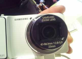 Samsung Galaxy Camera : la renaissance d'un APN sous Android Jelly Bean 3