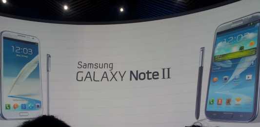 Samsung Galaxy Note 2 : présentation et prise en main en exclu ! 2