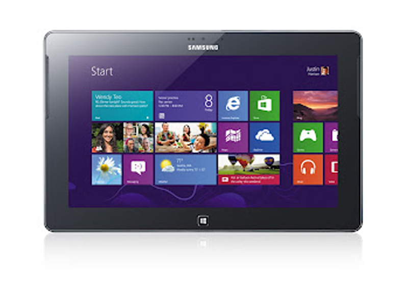 samsung ativ tab une nouvelle tablette tactile sous windows 8 rt. Black Bedroom Furniture Sets. Home Design Ideas