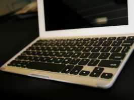 Accessoire pour iPad : Zagg Keys Pro, un clavier aimanté avec coque de protection 3