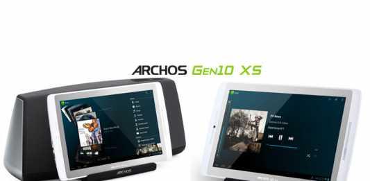Accessoires Archos 101 XS Gen10 : Boombox et Docking Station 3