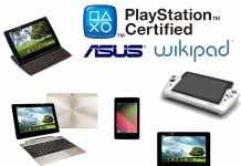 Asus et WiKiPad rejoignent la communauté Sony PlayStation Mobile 1