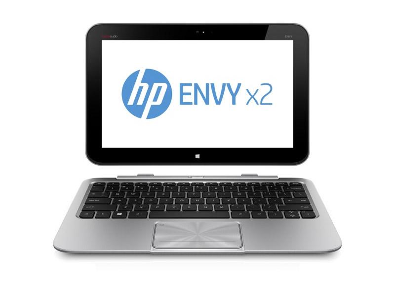 HP lance une nouvelle tablette PC sous Windows 8 : la Envy X2