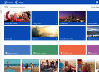Microsoft lance l'application SkyDrive sur Android et relook Hotmail  4