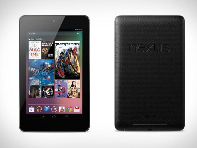 Google et Asus prépareraient une tablette Nexus 7 à 99 dollars