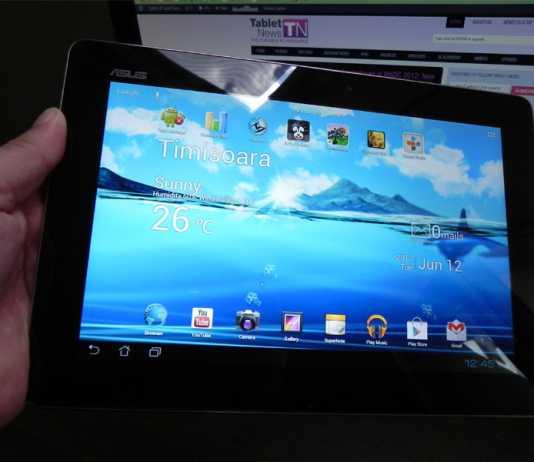 Tablette Asus : Une Transformer TF500T en préparation ? 2