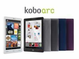 Kobo présente trois nouveaux produits : deux liseuses et une tablette tactile 1