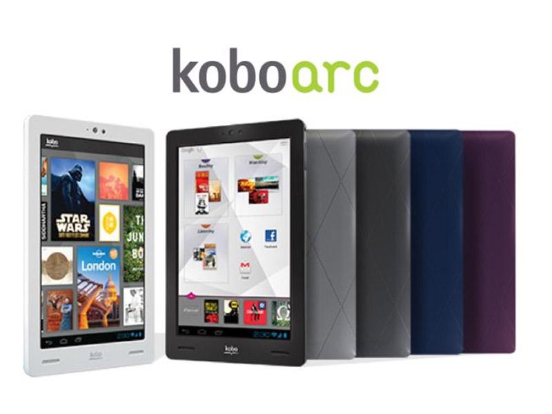 Kobo présente trois nouveaux produits : deux liseuses et une tablette tactile