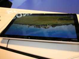 Sony VAIO Tap 20 et Sony VAIO Duo 11 : une tablette 20 pouces et un pc slider sous Windows 8 à venir ! 1