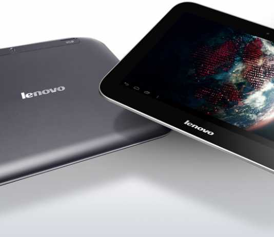 Lenovo IdeaTab A2107 & A2109 : prise en main au salon de l'IFA 1