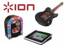 Accessoires pour tablette iPad : ION présente des produits pour mélomanes