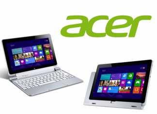 Un prix pour les tablettes windows 8 Acer Iconia Tab W510 et Acer Iconia Tab W700  1